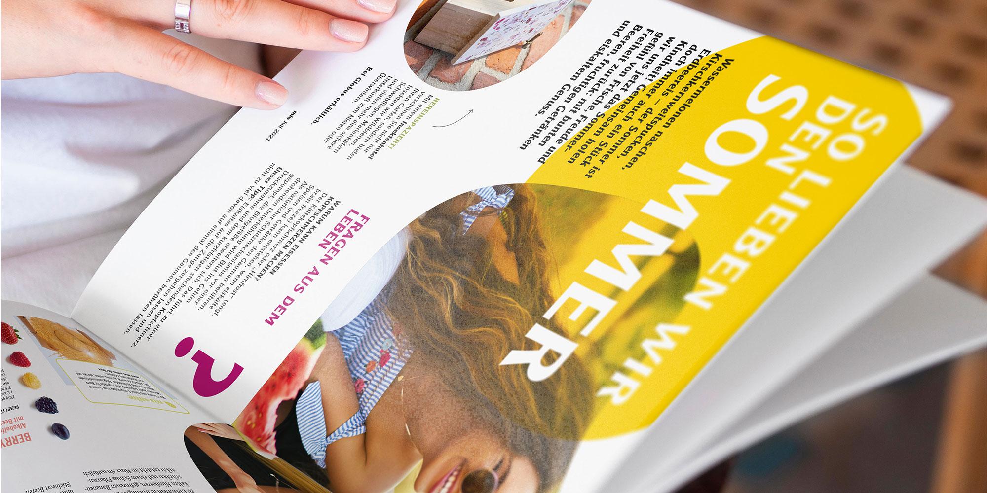 mio – das Kundenmagazin für Globus