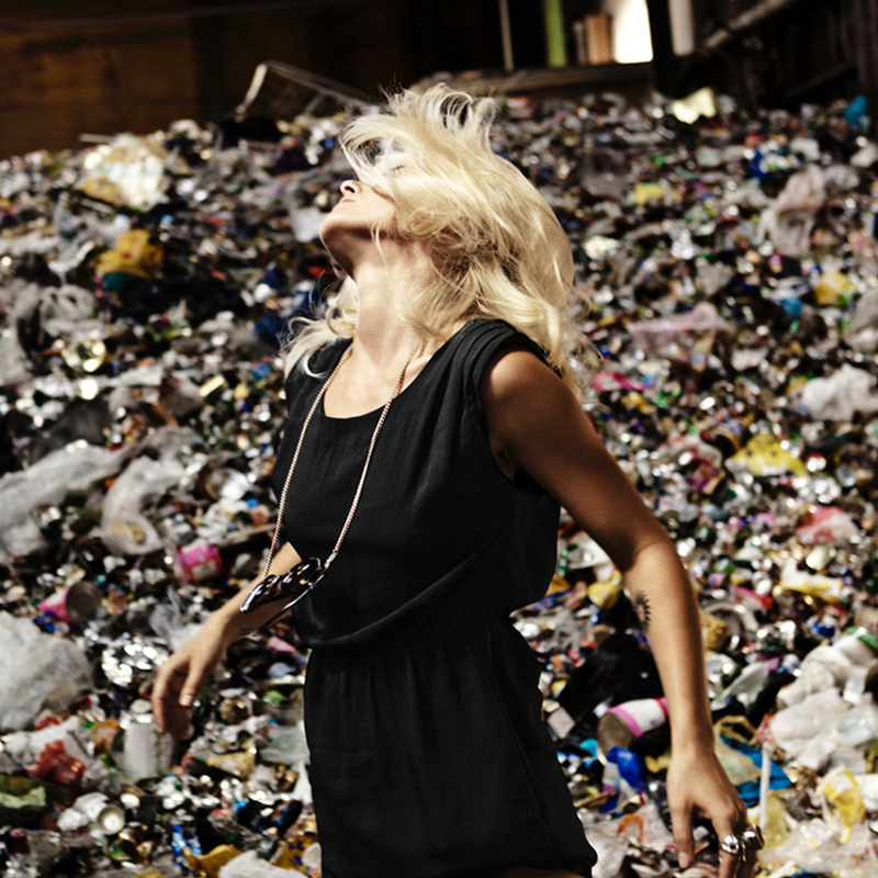 Fotoshooting – Maja Ivarsson